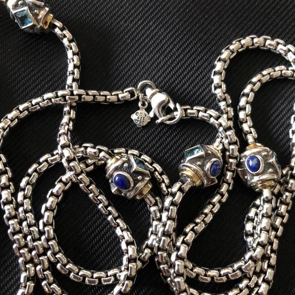 9aff2176f590 David Yurman Jewelry - David Yurman  Renaissance  Chain Necklace